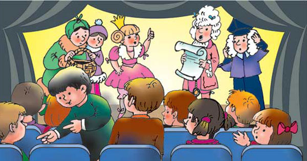 Картинки по запросу культура поведінкив театрі